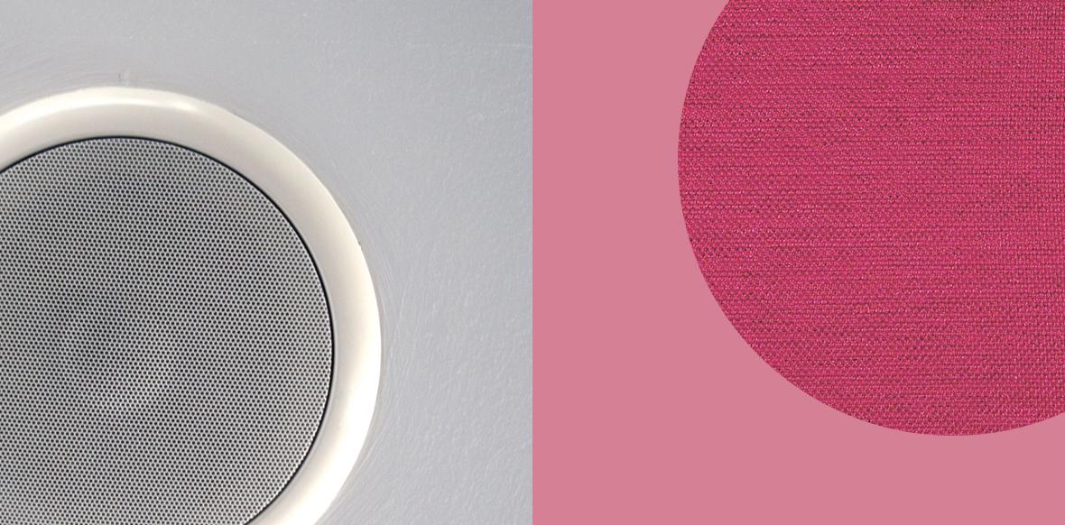 Akustik - Schallabsorbierende Funktionale Stoffe - Bischoff Interior AG